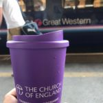 Saving 25p a go with the General Synod cup