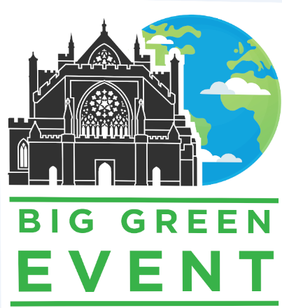 The Big Green Event logo